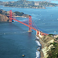 Golden Gate Bridge by Stickney Design