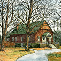 Grange Hall No.44 by Elaine Farmer
