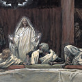 He Appeared To The Eleven by Tissot