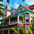 Key West Southern Most Hotel by Bill Cannon