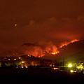 Lefthand Canyon Wildfire Boulder County Colorado 3-11-2011 by James BO  Insogna