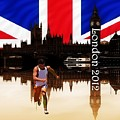 London Olympics 2012 by Sharon Lisa Clarke