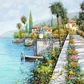 Lungolago by Guido Borelli