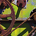 Machinery Gears  by Garry Gay