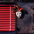 Mask By Window by Garry Gay