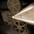 Movie Projector  by Mike McGlothlen