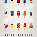 My Superhero Ice Pop - Univers by Chungkong Art