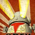 Obey Version 2 by Michael Knight