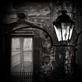 Old Lamp by Dave Bowman