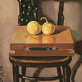 Painters Chest by Raimonda Jatkeviciute-Kasparaviciene