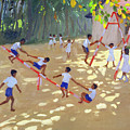 Playground Sri Lanka by Andrew Macara