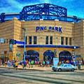Pnc Park by Matt Matthews