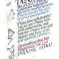 Praise The Lord by Judy Dodds