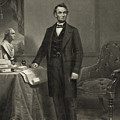 President Abraham Lincoln by International  Images