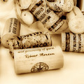 Sepia Corks by Cheryl Young
