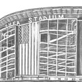 Shea Stadium by Juliana Dube