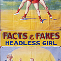 Sideshow Poster, C1975 by Granger