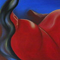 Sinuous Curves II by Fanny Diaz