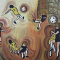 Soccer by Suzanne  Marie Leclair