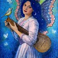 Songbird For A Blue Muse by Sue Halstenberg