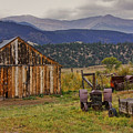 Spanish Peaks Ranch 2 by Charles Warren