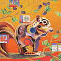 Squirrelling Away by Bob Coonts