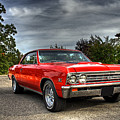 Ss 396 Chevelle by Tim Wilson