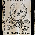 Stamp Act: Cartoon, 1765 by Granger