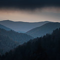 Storm Clouds Over The Smokies by Andrew Soundarajan