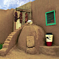 Taos Oven by Jerry McElroy
