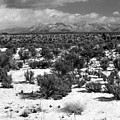 Taos Snowfall by Susan Chandler