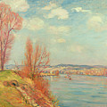 The Bay And The River by Jean Baptiste Armand Guillaumin