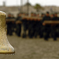 The Bell Is Present On The Beach by Stocktrek Images