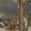 The Confession Of Saint Longinus by Tissot