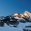 The Crested Butte by Jerry McElroy