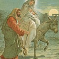 The Flight Into Egypt by John Lawson
