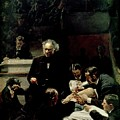 The Gross Clinic by Thomas Cowperthwait Eakins