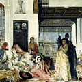 The Harem by John Frederick Lewis