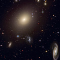 The Hubble Space Telescope Reveals An by ESA and nASA