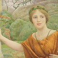 The Nymph by Thomas Cooper Gotch