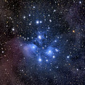 The Pleiades, Also Known As The Seven by Roth Ritter