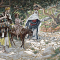 The Return From Egypt by Tissot