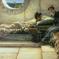 The Secret by Sir Lawrence Alma-Tadema