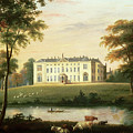 Thorp Perrow Near Snape In Yorkshire by English School