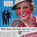 Toothpaste Ad, 1932 by Granger