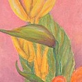 Tropical Flowers by Ladonna Idell