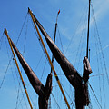 Twin Mast by Terence Davis