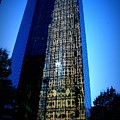 Uptown Reflection by Diane Payne