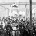 Whiskey Ring Trial, 1876 by Granger