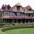 Winchester Mystery House by Daniel Hagerman
